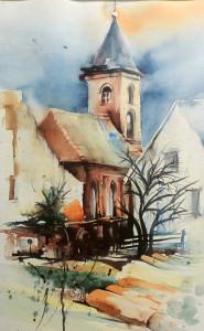 Kirche in Gülpe