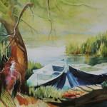Boote- an der Havel